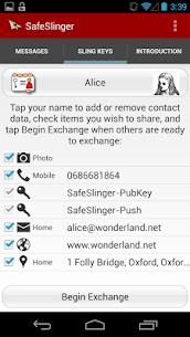 SafeSlinger Messenger 3