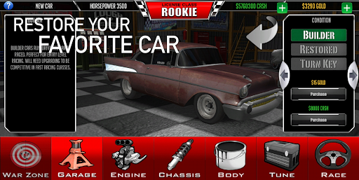 Door Slammers 2 Drag Racing 310123 screenshots 2