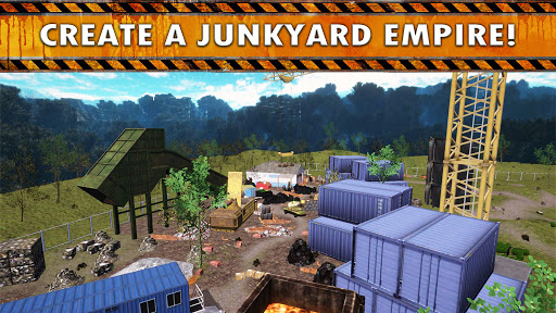 Junkyard Builder Simulator 0.91 screenshots 8