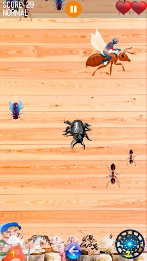 Ant Smasher : by Best Cool & Fun Games ud83dudc1c, Ant-Man goodtube screenshots 4