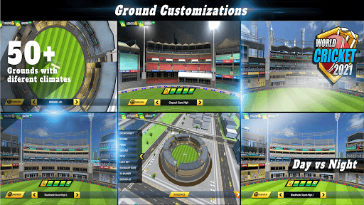 World Cricket 2021: Season1 screenshots 1