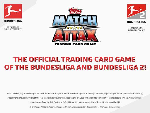 Bundesliga Match Attax 21/22 Apkfinish screenshots 18