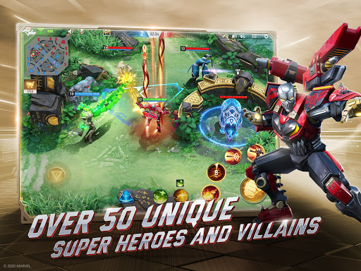 MARVEL Super War screenshots 21
