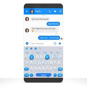 keyboard Messenger 5