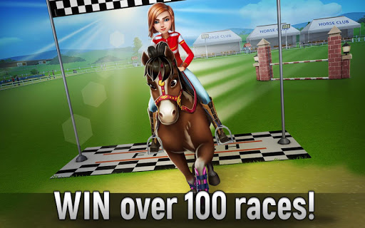 Horse Legends: Epic Ride Game android2mod screenshots 2