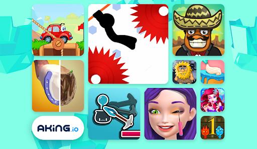 aKing.io Free Online Games  screenshots 1