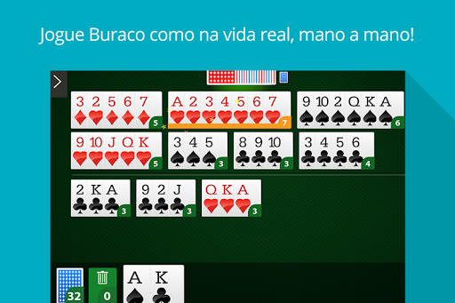 Buraco Justificado Mano a Mano  screenshots 1