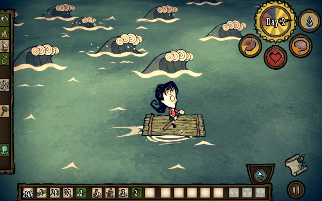 Don't Starve: Shipwrecked  poster 6