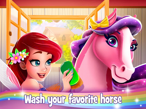 Tooth Fairy Horse - Caring Pony Beauty Adventure  Screenshots 11