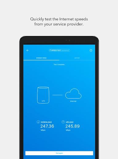 NETGEAR Orbi u2013 WiFi System App screenshots 12