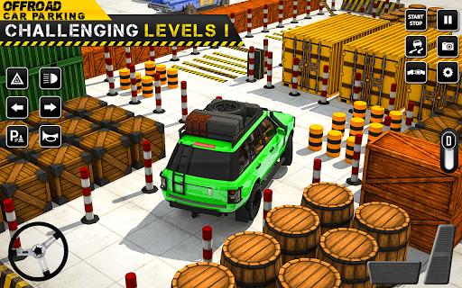 Car Driving Simulator 2020: Modern Car Parking 3d 1.4.1 screenshots 2