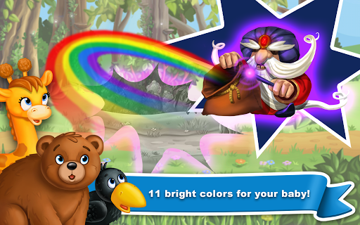 Learn colors for toddlers! Kids color games! 1.1.8 screenshots 1