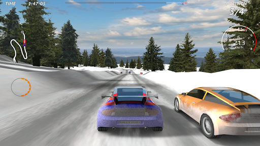 Rally Fury - Extreme Racing  screenshots 5