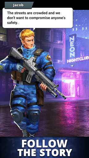 Puzzle Combat: Match-3 RPG Apkfinish screenshots 5