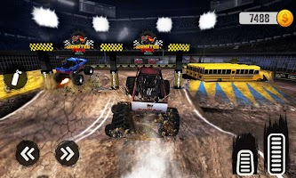 Truck Xtreme Racing 4x4 Offroad Monster Jam 2021