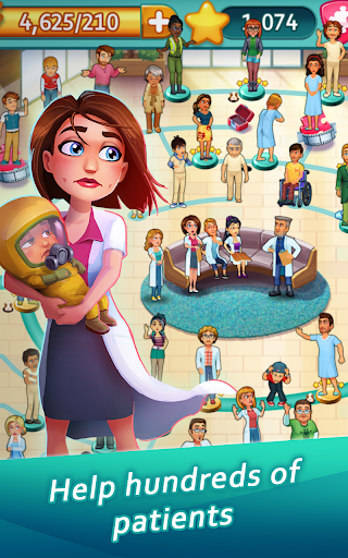 Heart's Medicine - Doctor's Oath - Doctor Game apkslow screenshots 3