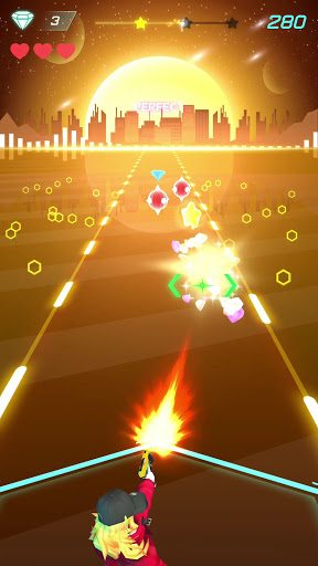 Dancing Bullet 3D 1.0 screenshots 1