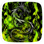 Green Dragon Theme