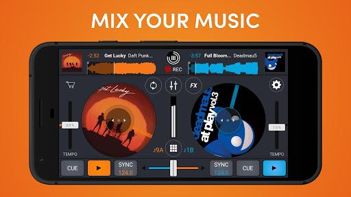 Cross DJ Free - dj mixer app 3.5.8 Screenshots 2