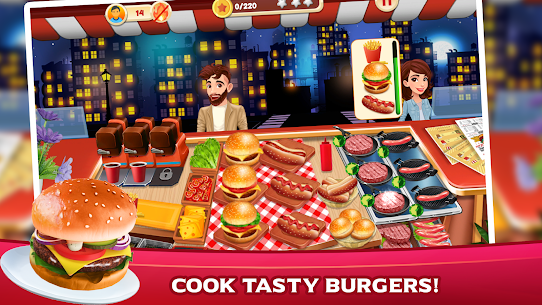 Cooking Mastery – Chef in Restaurant Games 1
