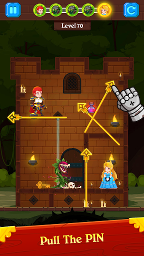 Hero Rescue 2 androidhappy screenshots 2