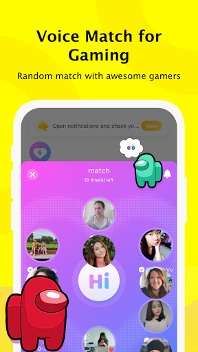 Partying - Group Voice Chat, Play with New Friends apktram screenshots 1