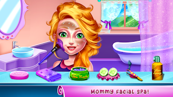 Pregnant Mom And Twin Baby Care Nursery Game 2020