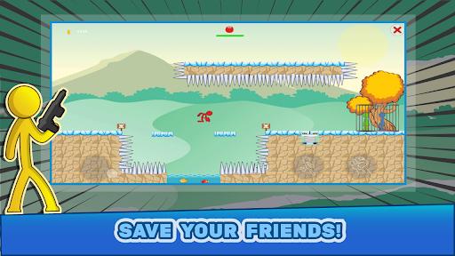 Stickman Héroes: Epic Game screenshot 11