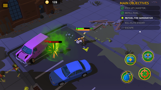 Zombie Blast Crew Mod Apk (UNLIMITED DIAMONDS/GOLD) 6
