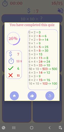 Math Games - Math Quiz  Pc-softi 14