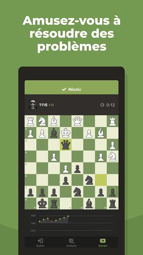 Code Triche Échecs · Jouer et Apprendre (Astuce) APK MOD screenshots 3