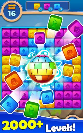 Cube Blast: Match Block Puzzle Game apkpoly screenshots 10