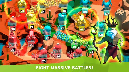 BattleTime - Real Time Strategy Offline Game 1.5.5 screenshots 1