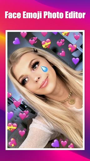 Face Emoji Photo Editor 1.3.2 Screenshots 8
