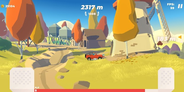 Hillside Drive Racing Screenshot