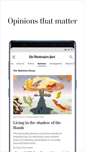 The Washington Post 5.8.1 Screenshots 5