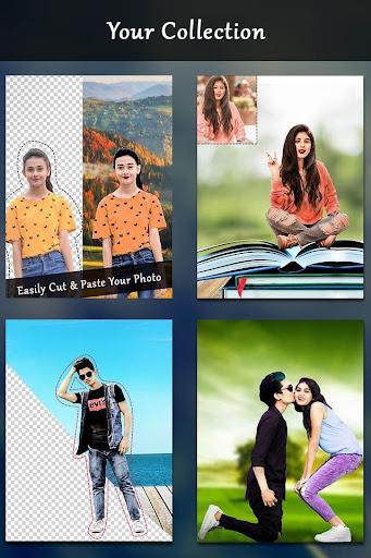 Cut Paste Photo Editor apktram screenshots 7