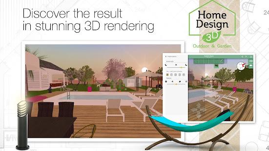 Home Design 3D Outdoor/Garden 4.4.1 Screenshots 10