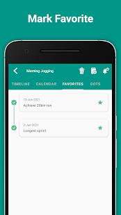 Dot Habit - Event, Goal, Habit Tracker In Dot