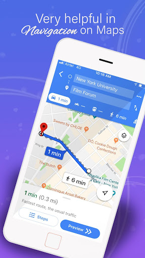 GPS, Maps, Voice Navigation & Directions 11.15 Screenshots 6