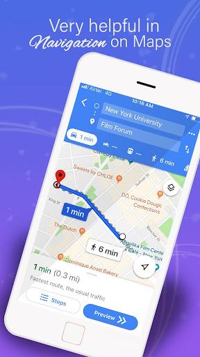 GPS, Maps, Voice Navigation & Directions 11.44 Screenshots 4