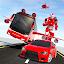 تحميل  تحويل سيارة الروبوت الحديثة: ألعاب استكشاف الروبوت