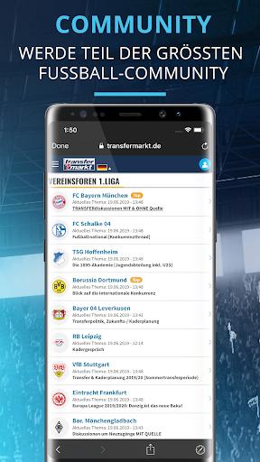 Transfermarkt: Fuu00dfballnews, Bundesliga, Liveticker 2.4.2 Screenshots 7
