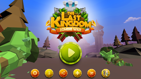 The Last Kingdom: Zombie War Hack for Android and iOS 2