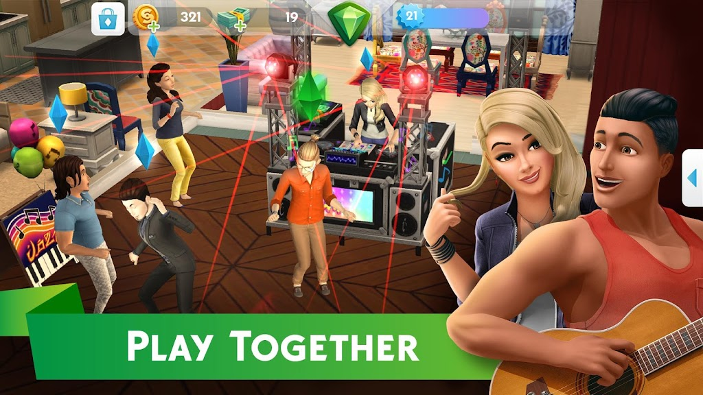 The Sims™ Mobile MOD poster 4