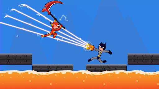 Code Triche Spider Stickman Fighting - Supreme Warriors APK MOD (Astuce) 4