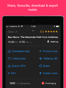 OS Maps: Explore hiking trails & walking routes 3.0.9.881 Screenshots 20