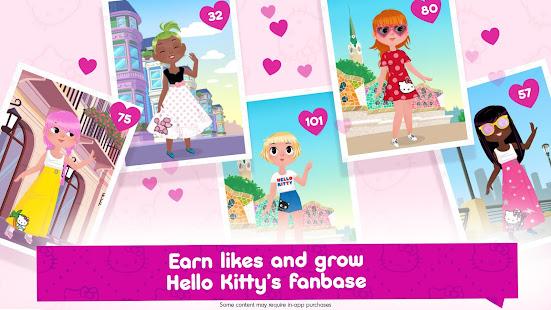 Hello Kitty Fashion Star 2.4 Screenshots 3