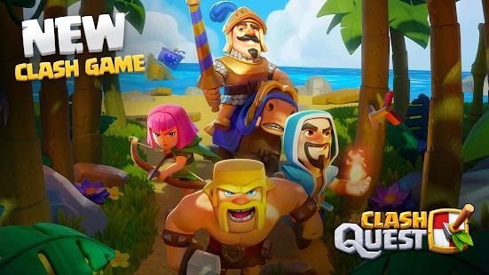 Clash Quest Mod Apk