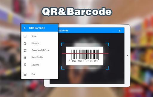 QR code & Barcode Scanner apktram screenshots 5